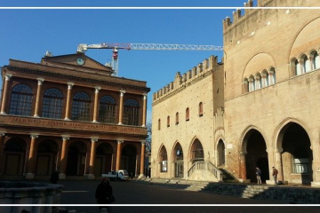 Teatro Galli   -  Rimini    -           Commessa 1466