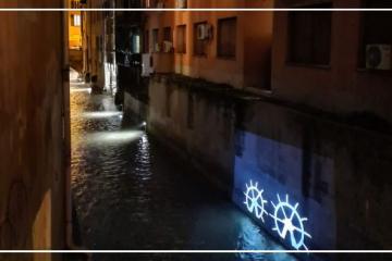 Canale di Reno - Bologna -    Commessa 1638
